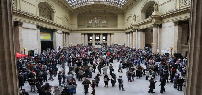 2015 Chicago Beer Festival Pour List