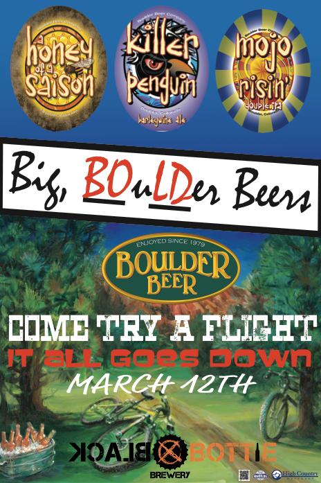 big, boulder beer - dbb - black bottle brewery - 03-15-15