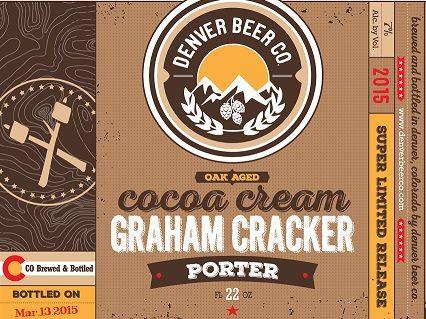 dbc - cocoa cream graham cracker porter bomber release - dbb - 03-26-15