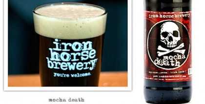 Iron Horse Brewery Mocha Death