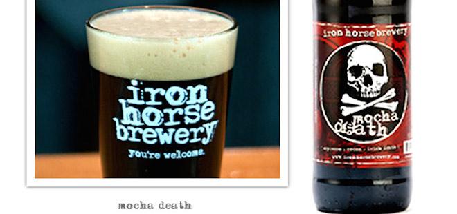 Iron Horse Brewery Mocha Death