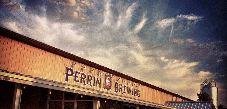 Photo Credit: Perrin Brewing Facebook Page