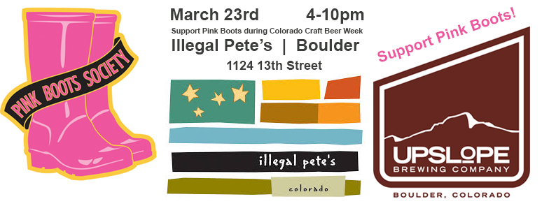 pink boots - illegal petes - upslope - dbb -  03-23-15