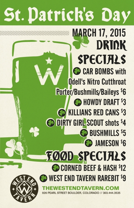 west end tavern - st pattys day - dbb - 03-17-15