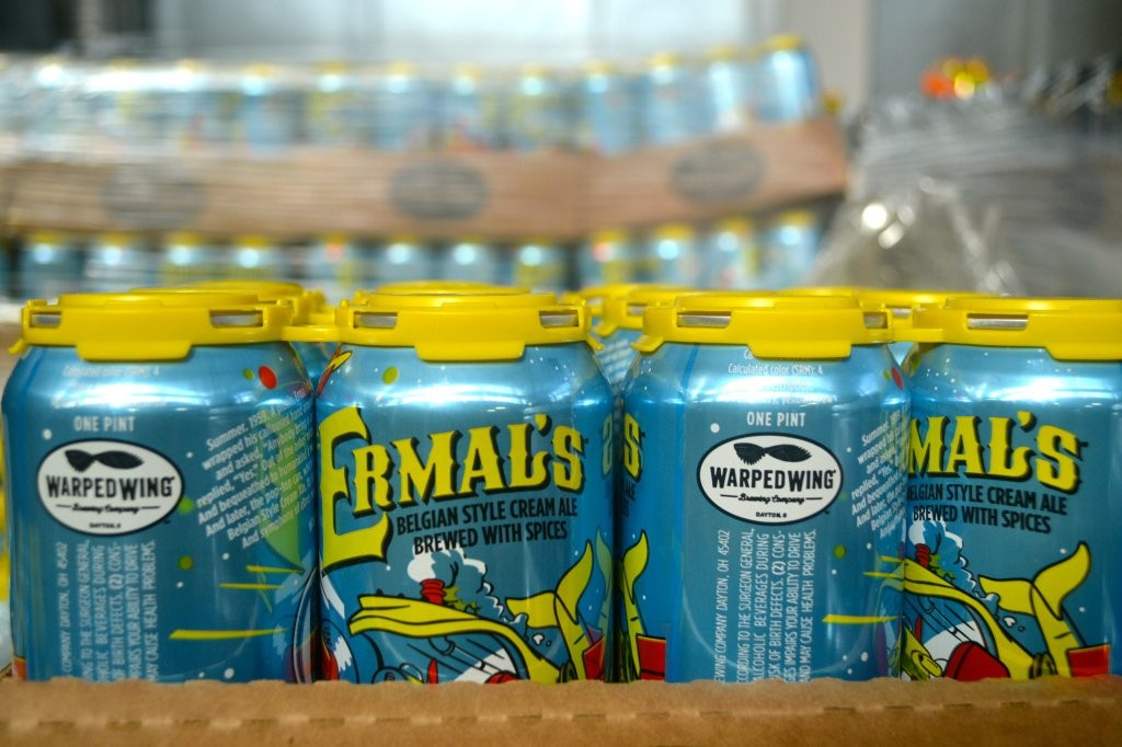 Warped Wing Ermal's Cans