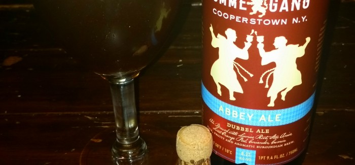 Brewery Ommegang | Abbey Ale Dubbel Ale