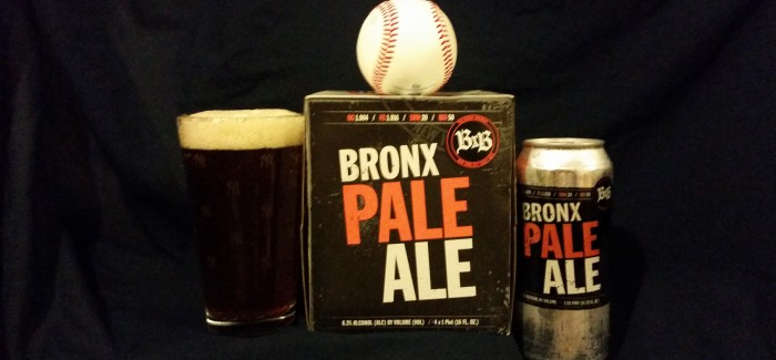 The Bronx Brewery | Bronx Pale Ale