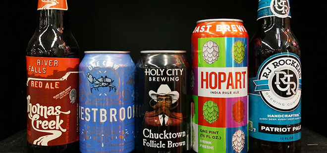 Craft Beer Welcomes You to South Carolina