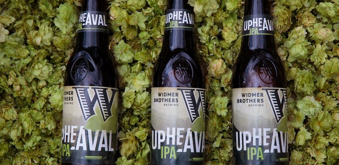 Widmer Brothers Brewing Company | Upheaval IPA