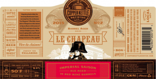 copper kettle le chapeau