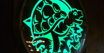 Terrapin Beer Co neon logo