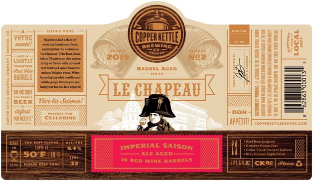 le chapeau - 2015 release - ckbc - dbb - 04-10-2015