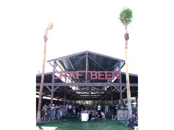 Coachella Craft Beer Barn