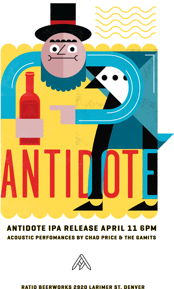 ratio beerworks - antidote IPA release party - dbb - 04-11-2015