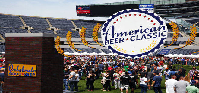 Soldier Field Set to Host 3rd Annual American Beer Classic