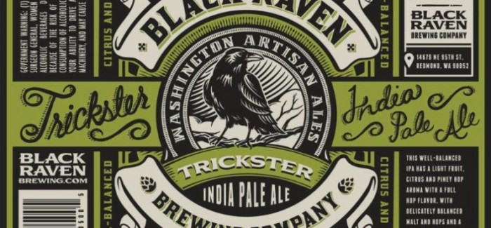 Black Raven Brewing | Trickster IPA