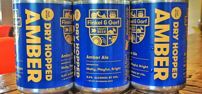 Finkel & Garf Brewing Company  | Dry Hopped Amber