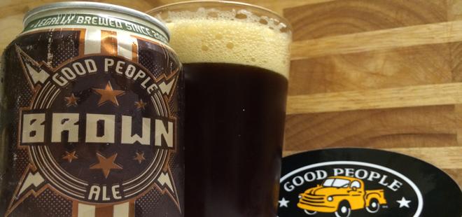Good People Brewing Co. | Brown Ale