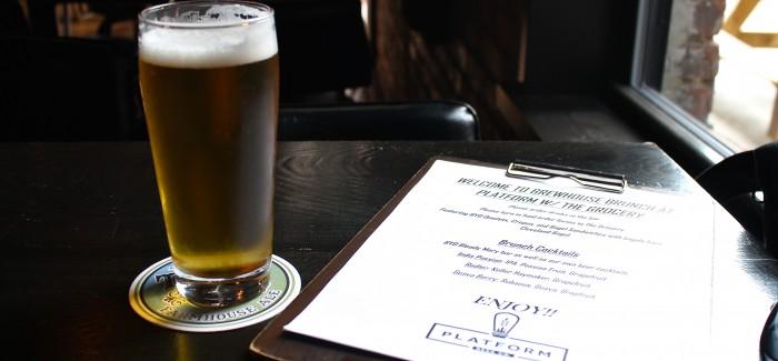 Platform Beer Co. | New Cleveland Palesner