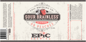 Sour Brainless on Peaches
