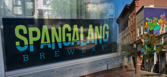 Brewery Showcase | Spangalang Brewery