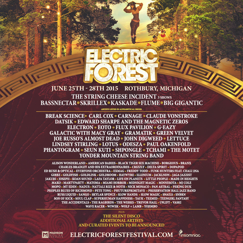 electric forrest