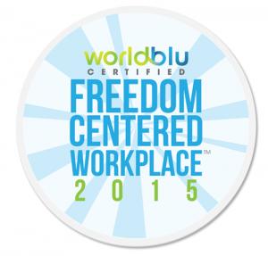 WorldBlu Freedom Centered Workplace