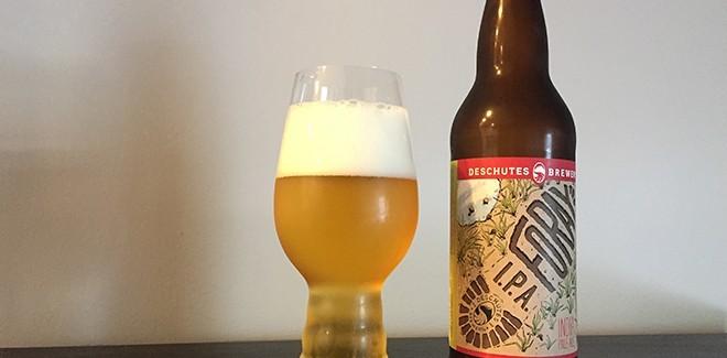 Deschutes Brewery | Foray Belgian Style IPA