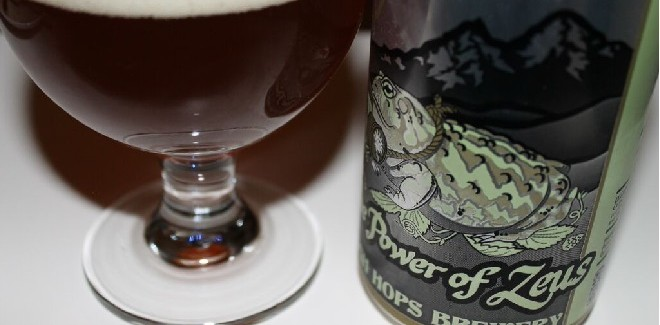 High Hops Brewery | The Power of Zeus APA