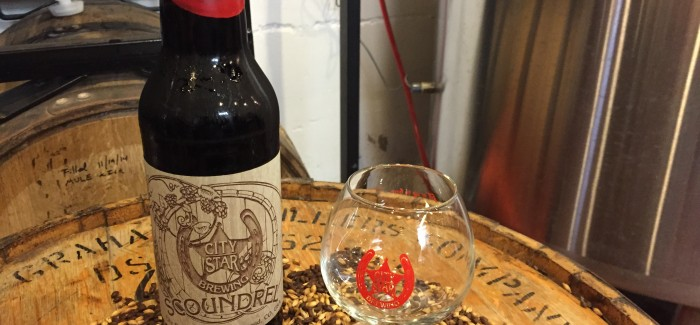City Star Brewing Releases Scoundrel
