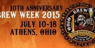 Ohio Brew Week 2015