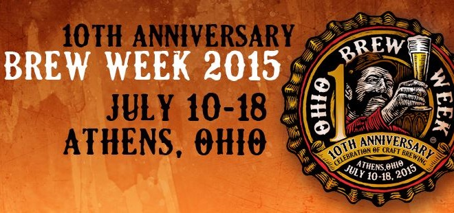 Ohio Brew Week 2015