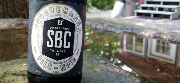 Susquehanna Brewing Co.   Pils-Noir