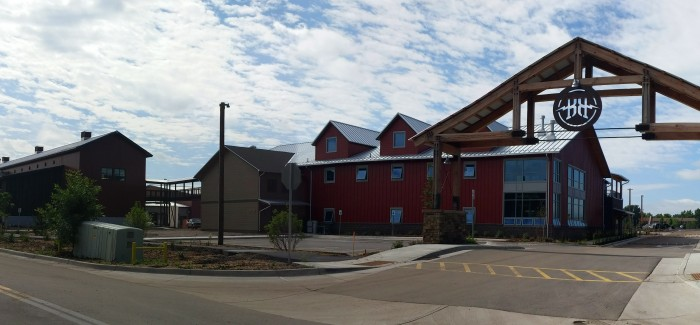 Sustainability on the New Breckenridge Brewery Campus