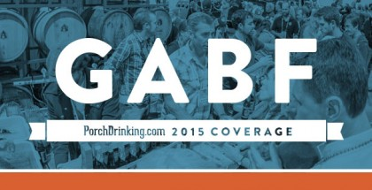 PorchDrinking.com GABF 2015 Coverage