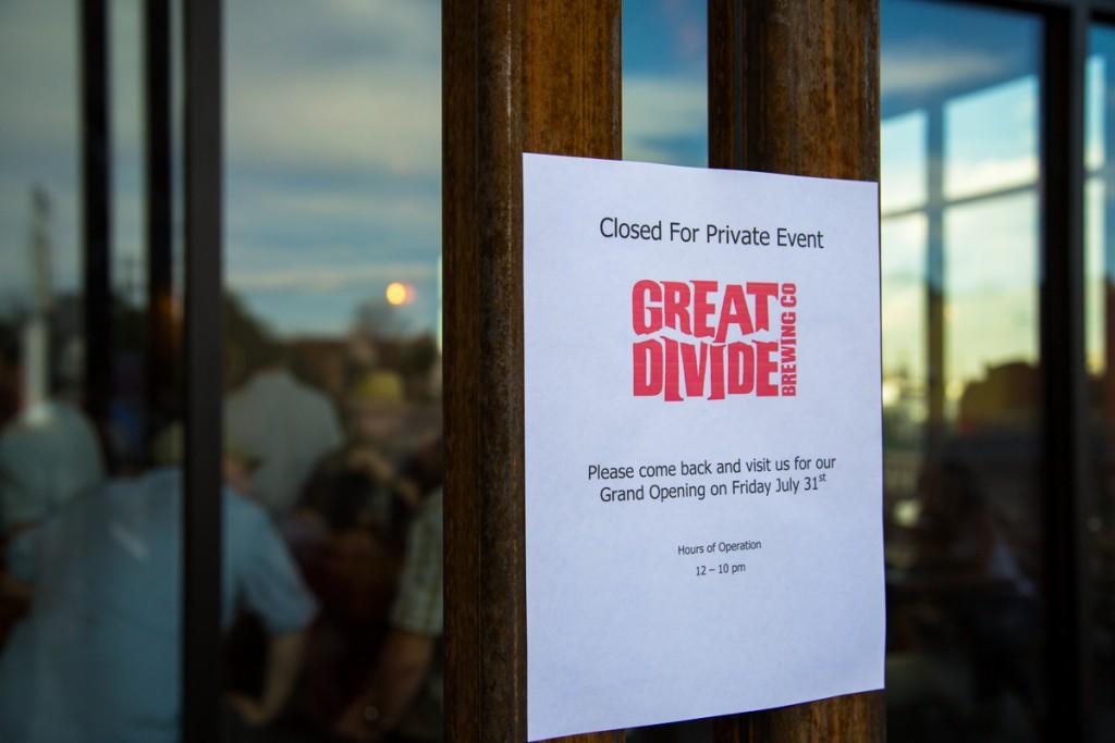 Great Divide Brighton Boulevard