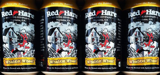 Red Hare Brewing Co. | Whabbit Wheat