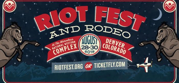 Ticket Giveaway | Denver Riot Fest 2015