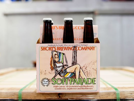 Shorts Soft Parade