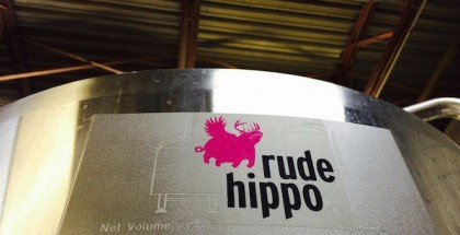 rude hippo brewing