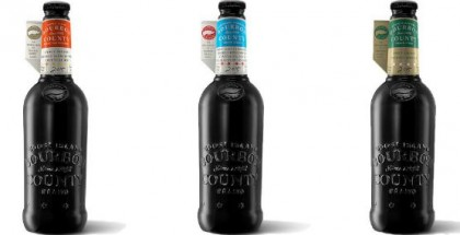 Bourbon County Brand Stout New Bottles