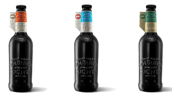 Bourbon County Brand Stout New Bottles