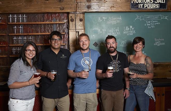 Elevation Beer Company Xandy Sheila