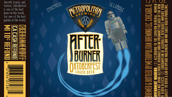 Metropolitan Brewing Co | Afterburner Oktoberfest