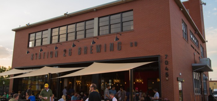 Brewery Showcase | Station 26 Brewing Co.