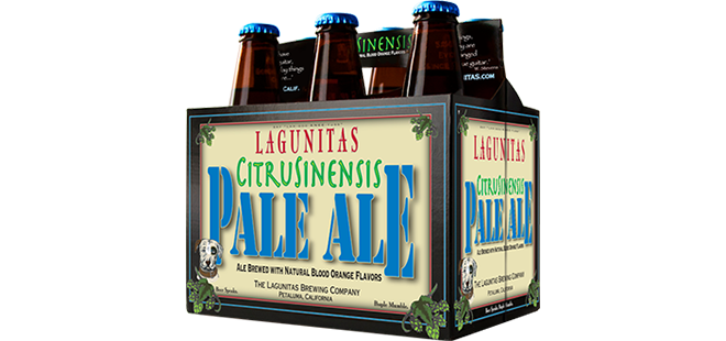 CitruSinensis | Lagunitas Brewing Company
