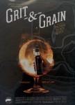 """Grit & Grain"" movie poster."