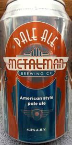 Metal Man Pale Ale