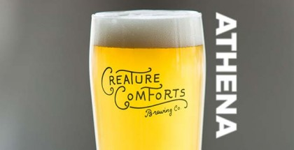Creature Comforts Brewing Co Athena Berliner Weisse