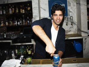 Adrian Grenier, Photo from lamag.com